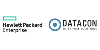 Hewlett Packard Enterprise      & Datacon Enterprise Solutions
