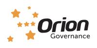 Orion Governance